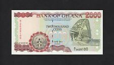 F.C. GHANA , 2000 CEDIS 1995, S/C ( UNC ) , P.30b .