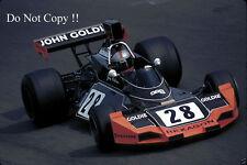 John Watson Brabham BT44 Italian Grand Prix 1974 Photograph 1