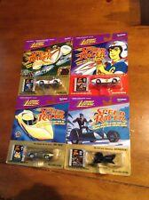 1997 Johnny Lightning Speed Racer (2)MACH 5, GRX, & Assassin Collectors Edition