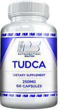 TUDCA   250mg x 60ct by Nutraceutical Solution
