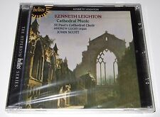 Kenneth Leighton: Cathedral Music (CD, 2005, Helios) new