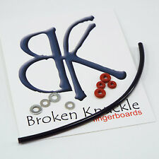 BKF Fresh Red Tuna O-Ring Kit - Tuning for wooden fingerboards
