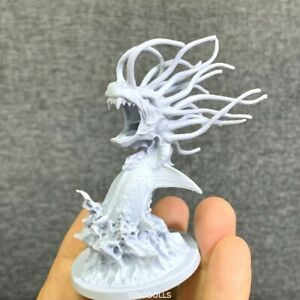 Blood Rage Sea Serpent Snake Miniature Board Game Figures Fantasy DND Model Toy