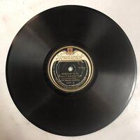 "Moonlight / Deep In Your Eyes 10"" 78RPM Record Carl Fenton's Orchestra ShopVinyl"