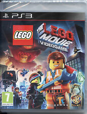 THE LEGO MOVIE VIDEOGAME PS3 NUOVO EDIZIONE ITALIANA