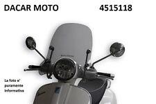 4515118 pare-brise FUMÉE' CLAIR L.500xH330 sp3 VESPA GTS 125 4T LC eu 3 MALOSSI