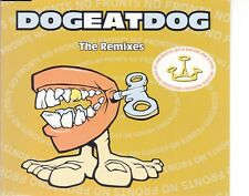 CD DOG EAT DOGthe remixesMAXI CD EX  (B0845)