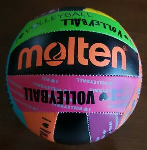 Molten MS500-LUV Recreational Volleyball Official Size Outdoor/Beach/Indoor