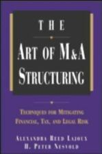 The Art of M&A Structuring: Techniques for Mitigating Financial, Tax, and Legal