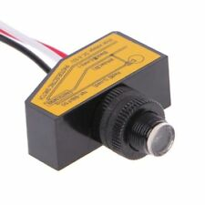 Automatic Light Control Sensor Miniature Photocell Switch DC12/24/36/48V QU