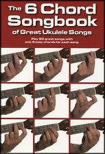 I 6 CORDA Songbook di grande UKULELE SONGS