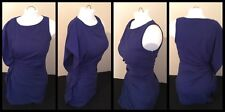 Forever 21 Sexy Purple One Shoulder Dress Size Small