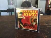 Rockabilly Riot [Sanctuary] by Various Artists (CD, Sep-2003, Sanctuary (USA))