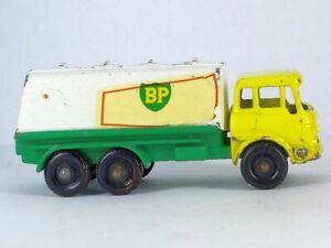 BEDFORD PETROL TANKER ~ Matchbox Lesney 25 C2 ~ Made in England in 1964