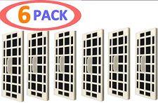 GE CAFE Series REFRIGERATOR ODOR AIR FILTER compatible 6 PACK