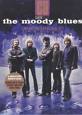 The Moody Blues-There Full Story 3 music DVD Box Sealed