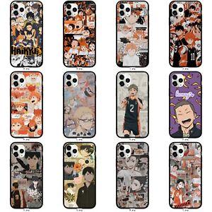 Karasuno High School Haikyuu!! Phone Case for iphone 11 12 Pro Max XS XR 6 7 8+
