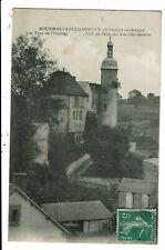 CPA-Carte Postale-France- Bourbon l'Archambault - Escalier vers la tour