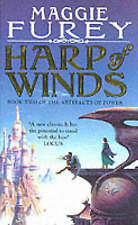 Harp of Winds (Artefacts of Power), Maggie Furey, Used; Acceptable Book