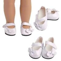 Bow-Knot PU Leather Shoes For Dollfie-Dolls Costome Gifts Sho T1M3 Puppet S M3M3
