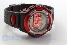 Armbanduhr digital analog Anzeige led-anzeige sportuhr herrenuhr armbanduhr  led