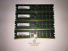Lot of 4 HYS72T256220HR-5-A 2GB 4x2GB=8GB TotalDDR2 PC2-3200R ECC Reg Server Ram