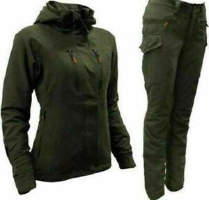 Game Ladies Elise Hunting Shooting Womens Jacket Trouser Pants Hoodie Zip Suit