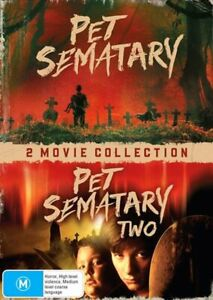 Pet Sematary / Pet Sematary Two - Franchise Pack DVD