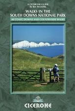 Walks In The South Downs National Park (british Walking): By Kev Reynolds