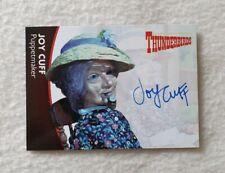 Unstoppable Cards Thunderbirds Series 2 Autograph Card Joy Cuff JC2