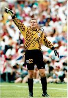 SUPERB SIGNED 12x8 COLOUR LICENSED PHOTO TIM FLOWERS ENGLAND BLACKBURN
