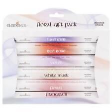 Elements Incense. . FLORAL FRAGRANCES INCENSE STICK GIFT PACK
