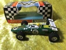 Scalextric carrera sintonizado C.8 Lotus INDIANAPOLIS GP Slot Car En Caja