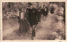 FOTO GERARCA FASCISTA A FINALBORGO ( FINALE LIGURE ) PRIMI 1900 4-32