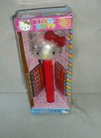 """Hello Kitty Limited Edition Crystal GIANT PEZ Dispenser 12"""" LE to 5000 NEW 2008"""