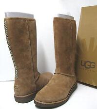 Ugg Rue Chestnut Women Tall Boots US9.5/UK8/EU40.5