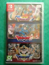 Dragon Quest 1+2+3 Collection - Switch - Asian version (with english lang.)-NEUF
