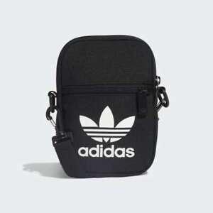 Adidas Crossbody Festival Bag Classic Black White