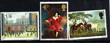 Great Britain #514-516 1967 Paintings Mint Vf Lh O.G