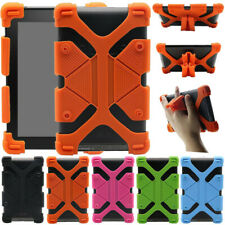 """For 7""""-10.5"""" Samsung Galaxy Tablet Silicone Case ShockProof Cover Kids Friendly"""