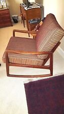 Very Nice Ole Wanscher Rocking Chair - John Stuart Signed Both Ways