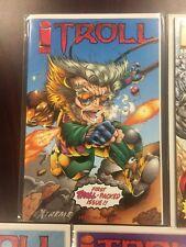 Troll Collection Image Comics Run