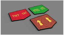 Crash Bandicoot Crate Coasters  - BRAND NEW - UK SELLER