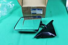 NEW GENUINE GM LH OUTSIDE CHROME MIRROR ASSY 84-90 BLAZER S10 S15 JIMMY 15642573
