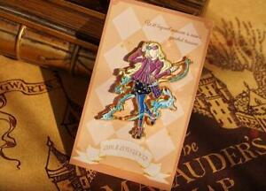 HP Harry Luna Lovegood Remus John Lupin Metal Badge Brooch Pin Collect Limited