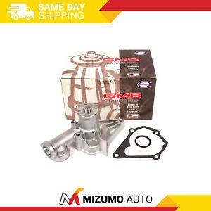 GMB Water Pump Fit 81-01 Dodge Eagle Hyundai Mitsubishi 1.4 1.5 VIN 2 A K N J X