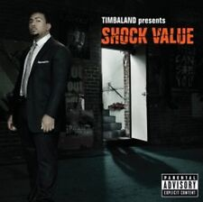 Timbaland - Shock Value (NEW CD)