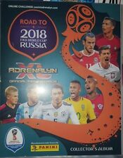 Panini Road to Russia 2018 Top Player Messi Ronaldo Expert Game Changer Fans etc