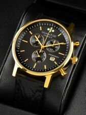 """Calvaneo 1583 """"Centron II Black Gold"""" Swiss Moved Chronograph 1.090,-€ SK Shop"""