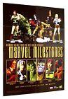 Wolverine/Hulk/Thanos/Gwen/Mary Jane/Captain Marvel Milestones statue poster 1
